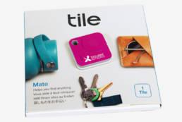 Branded Bluetooth key finder